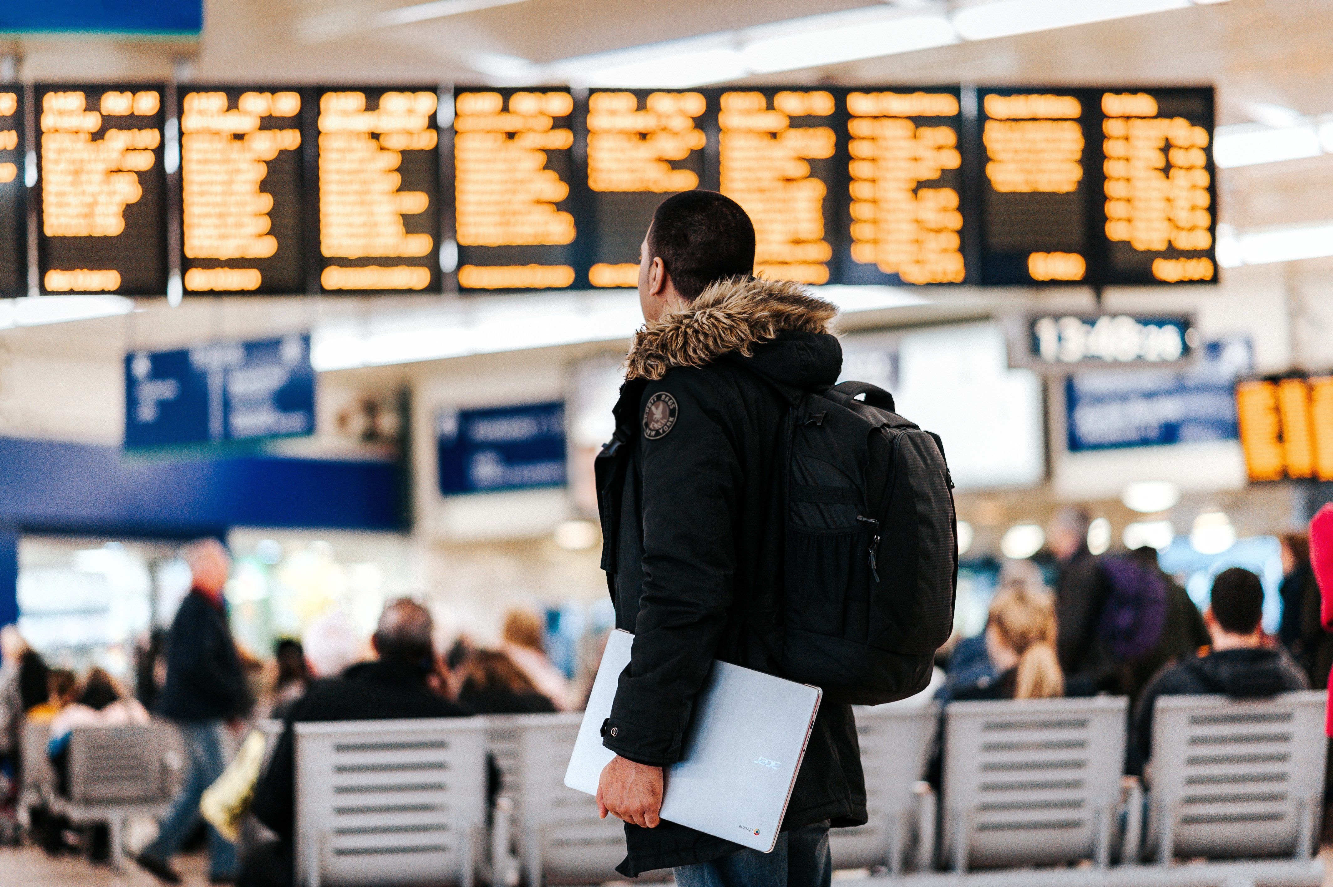 5 steps to healthy holiday travel